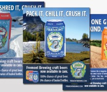 Fremont Brewing Can Campaign