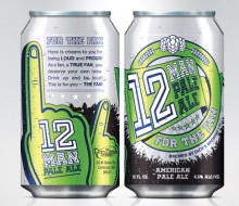 12 Man Pale Ale