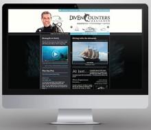 DivEncounters Alliance Web Design